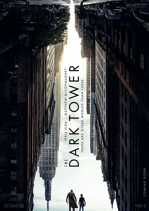 Poster do filme A Torre Negra (The Dark Tower poster).