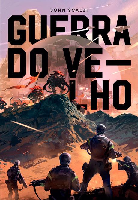 Capa do livro Guerra do Velho.